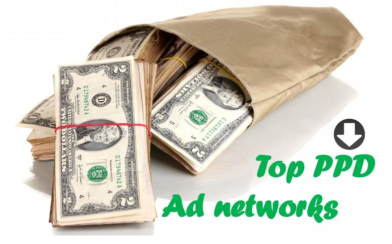top-ppd-ad-networks