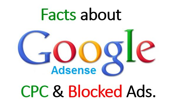 Adsense-CPC-and-Blocked-Ads