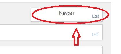 navbar-configuration-blogger