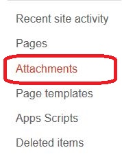 google-sites-attchment